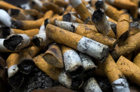 Indian River County could enact a ban on smoking on the beach -- stronger than one currently proposed in the Florida Senate.