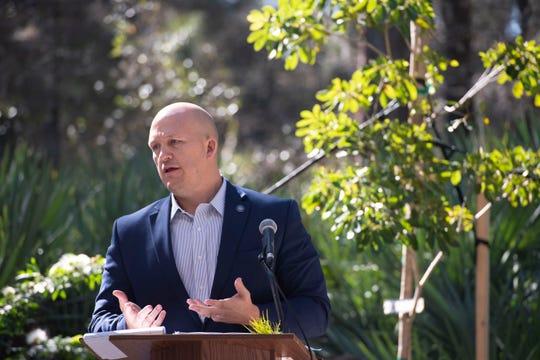 Port St. Lucie Mayor Greg Oravec