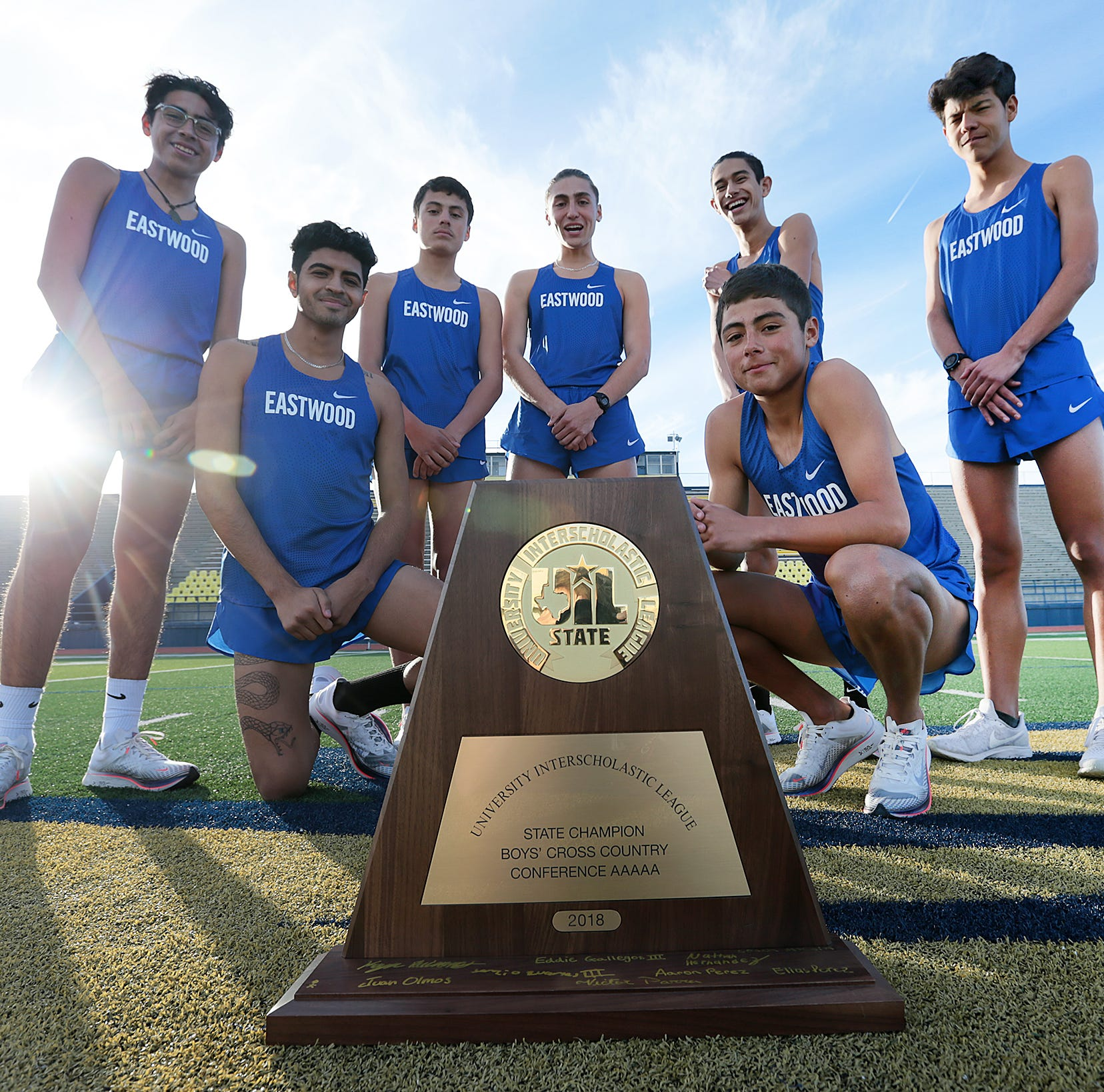 A look back at some top moments of the 2018-19 El Paso high school sports season