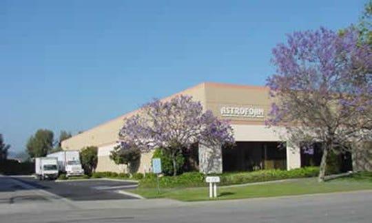 Astrofoam, located in Camarillo, will accept Styrofoam packaging blocks for recycling.