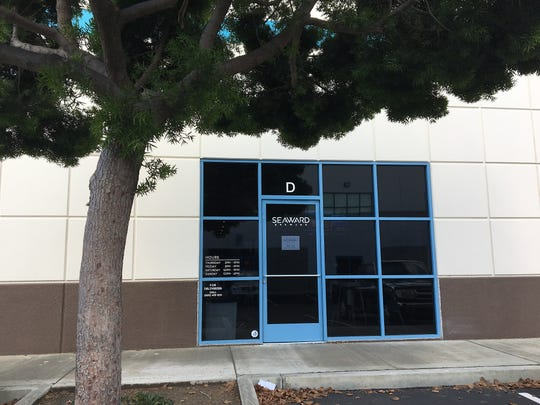 Seaward Brewing is located in a Ventura business park on Goodyear Avenue.