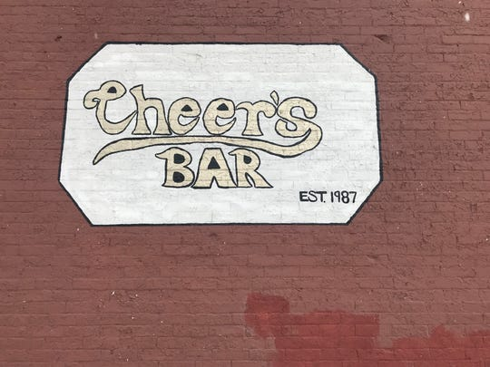 Cheers Bar, near the corner of Thomas Street and Cleveland Avenue, will close Feb. 23 with a farewell party. The city is expanding Thomas Street.