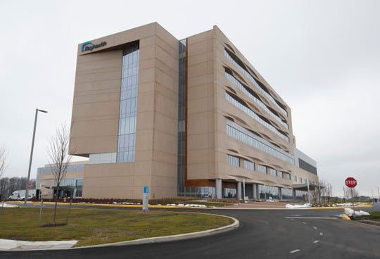 Newly built Bayhealth Sussex Campus in Milford.