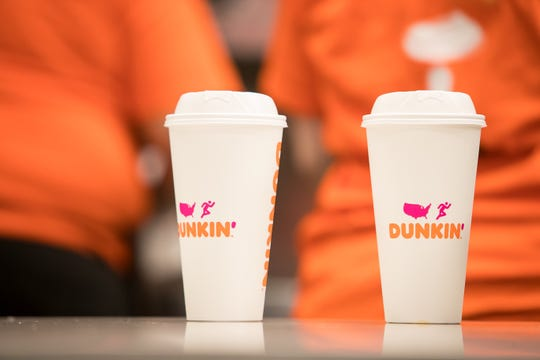"In September, Dunkin' Donuts announced it would rename itself ""Dunkin'"" to reflect its increasing emphasis on coffee and other drinks."