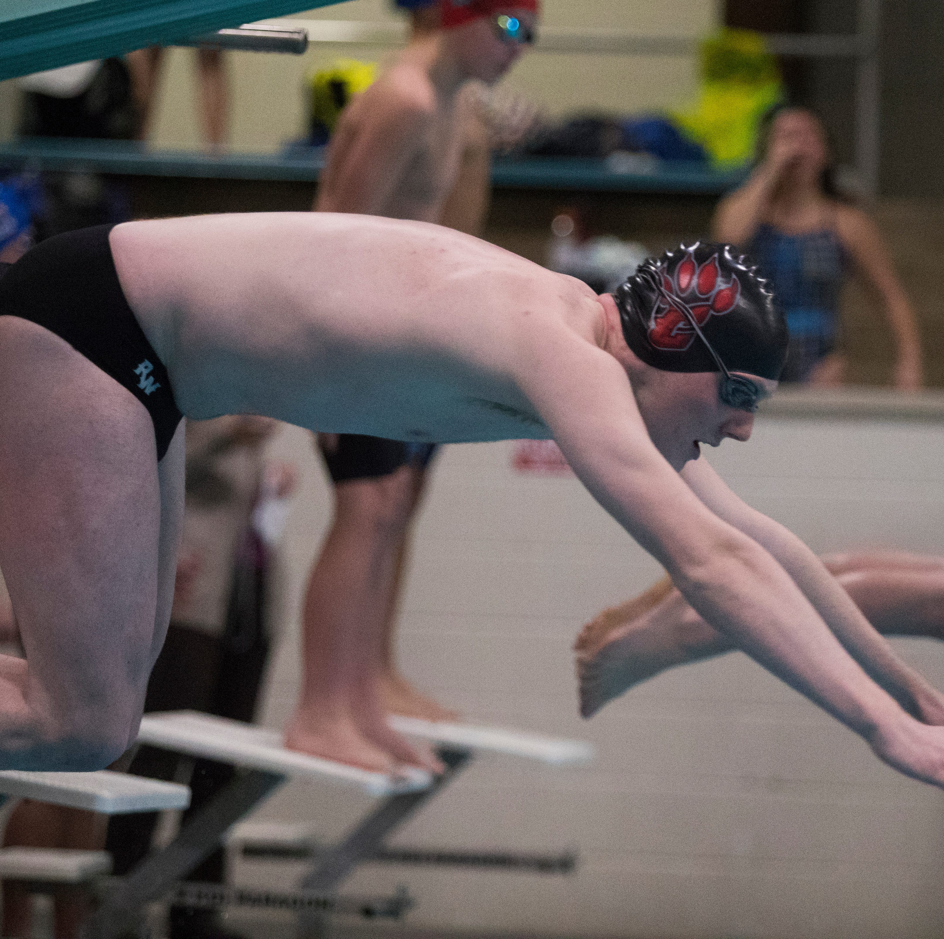 Concord splashes into Delaware Online swimming rankings