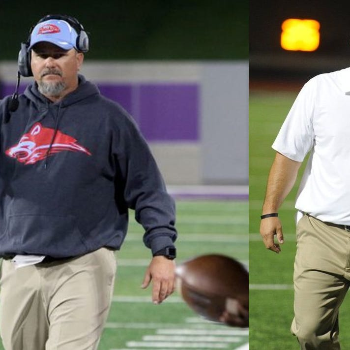 Hirschi's Youngs, Iowa Park's Sims to coach together again at Oil Bowl
