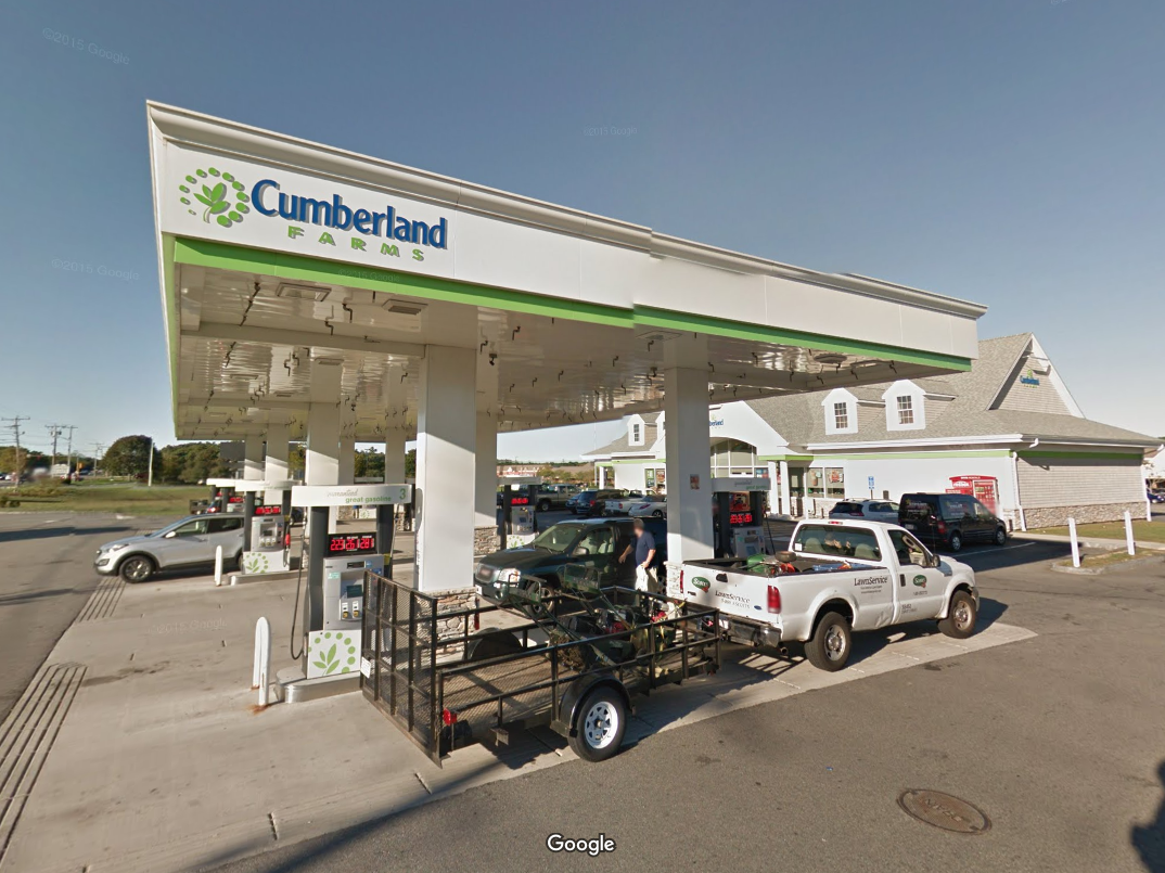 Massachusetts: Cumberland Farms.