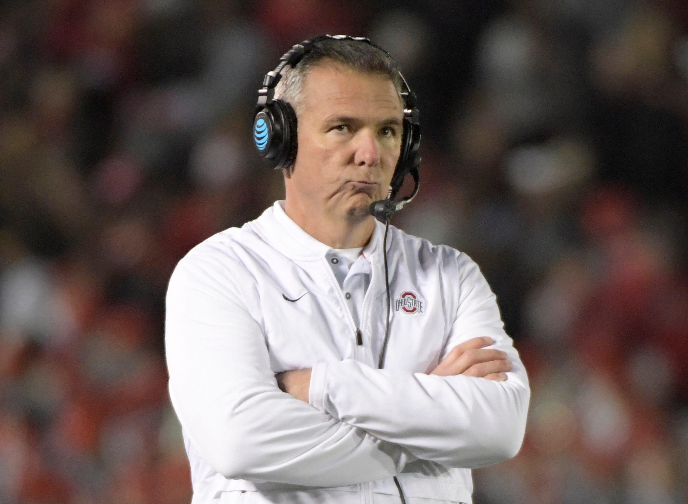 Former Ohio State football coach Urban Meyer reveals he had coronavirus
