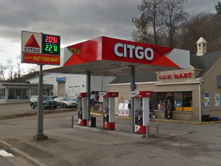 New Hampshire: Citgo.
