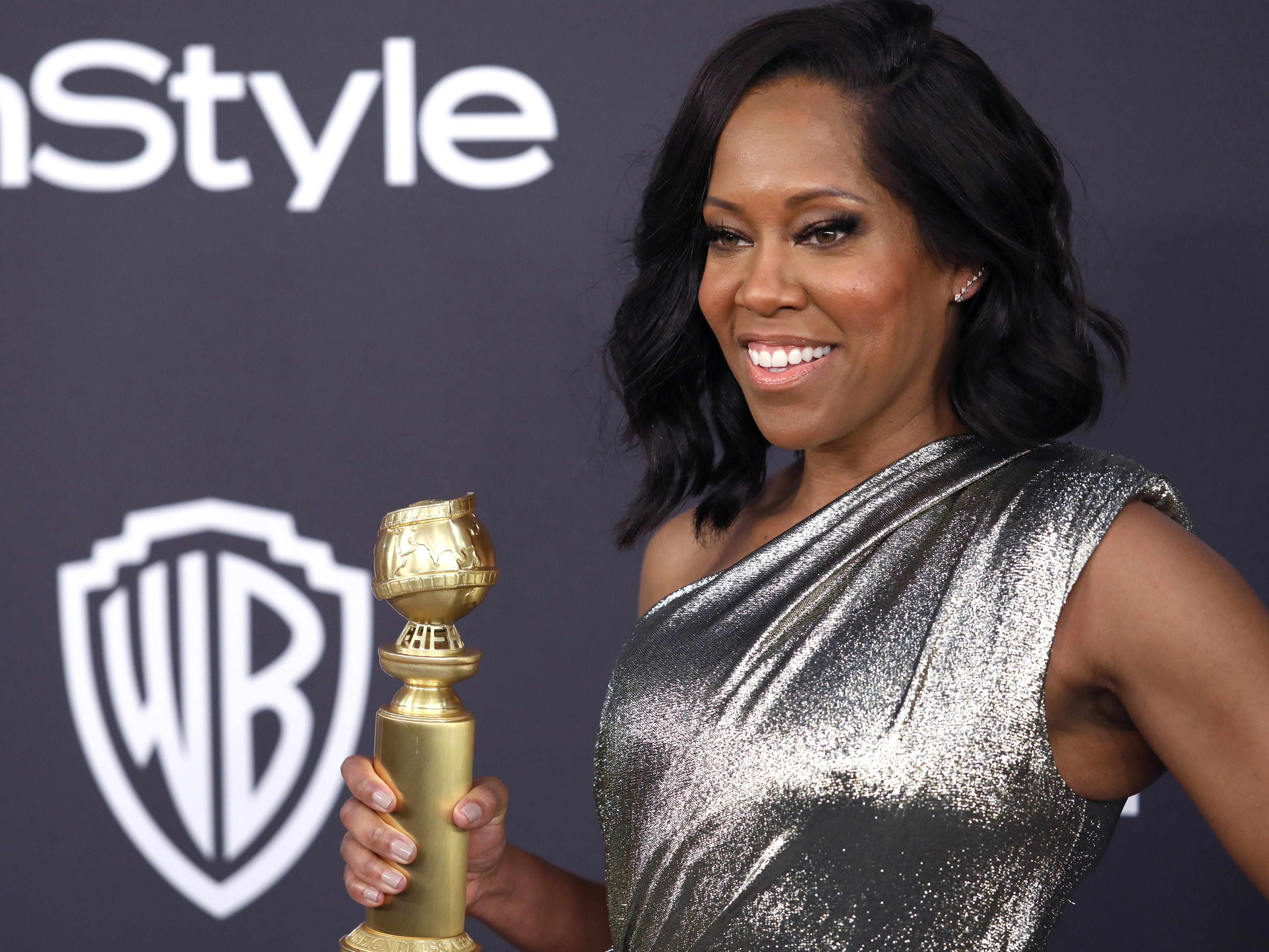 Oscar nominee Regina King: My commitment to gender equality must only be the beginning