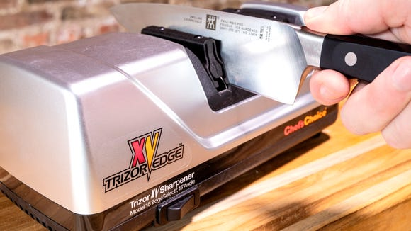 Don't deal with dull knifes thanks to this deal.