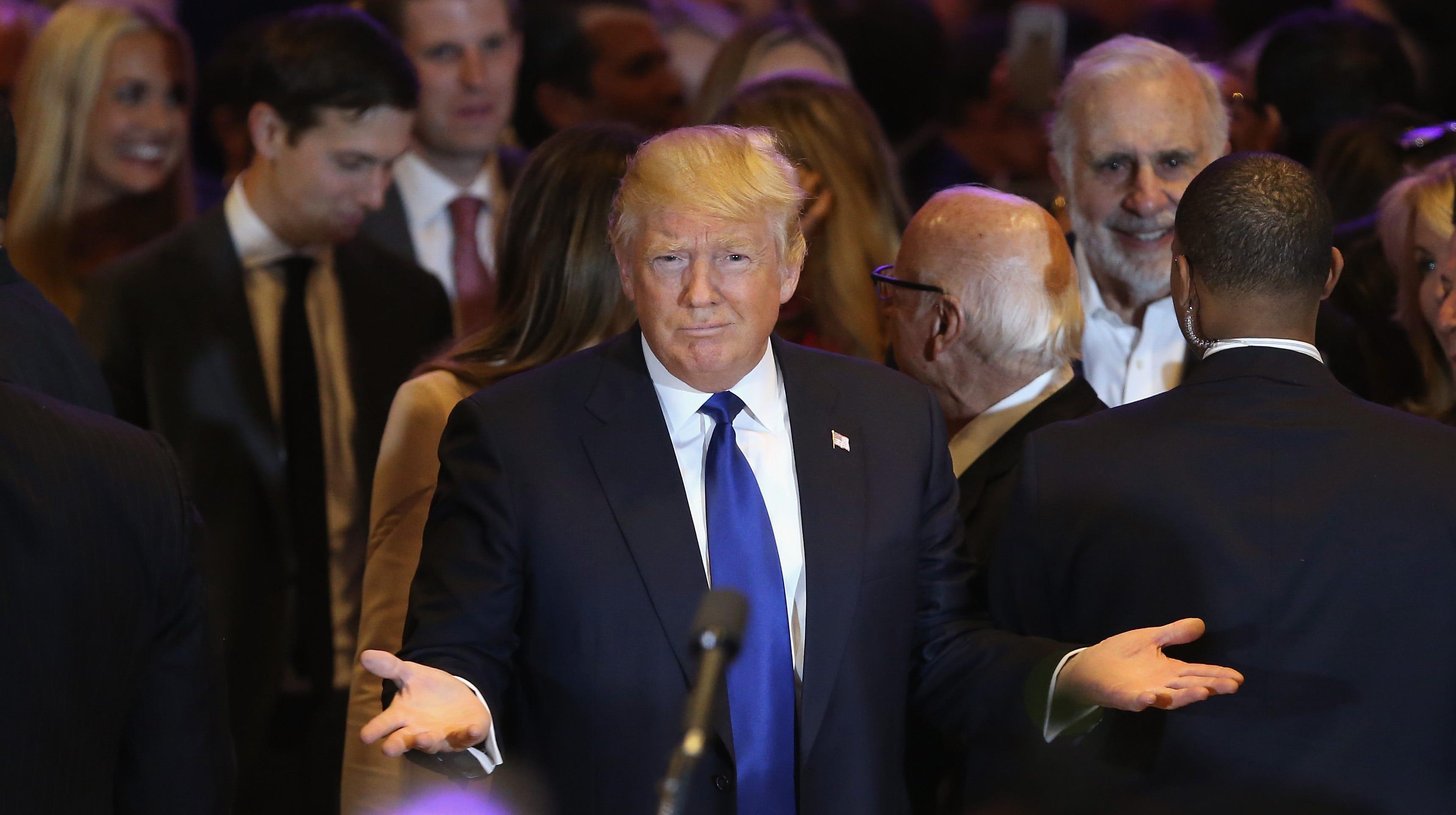 President Donald Trump