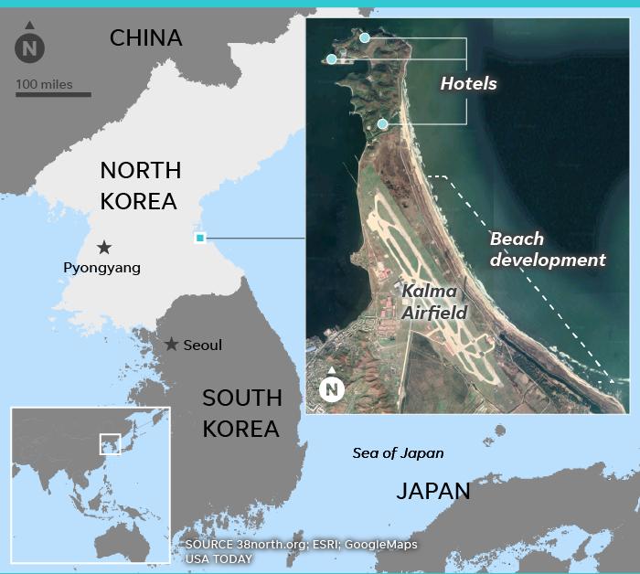 North Korea Latest News: North Korea Travel: Kim Jong Un's Wonsan Beach Resort May