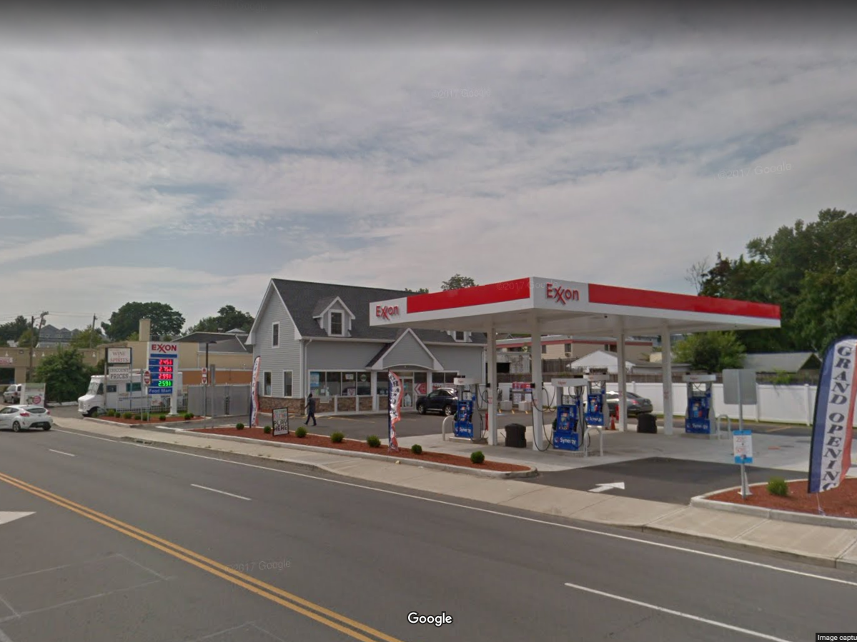 Connecticut: Exxon.