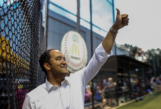 Congressmen Will Hurd in Washington, D.C. June 2017.