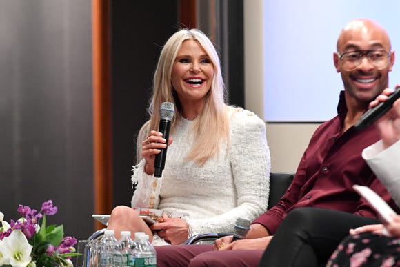 Christie Brinkley's maternal services have been in high demand with her two daughters of late.