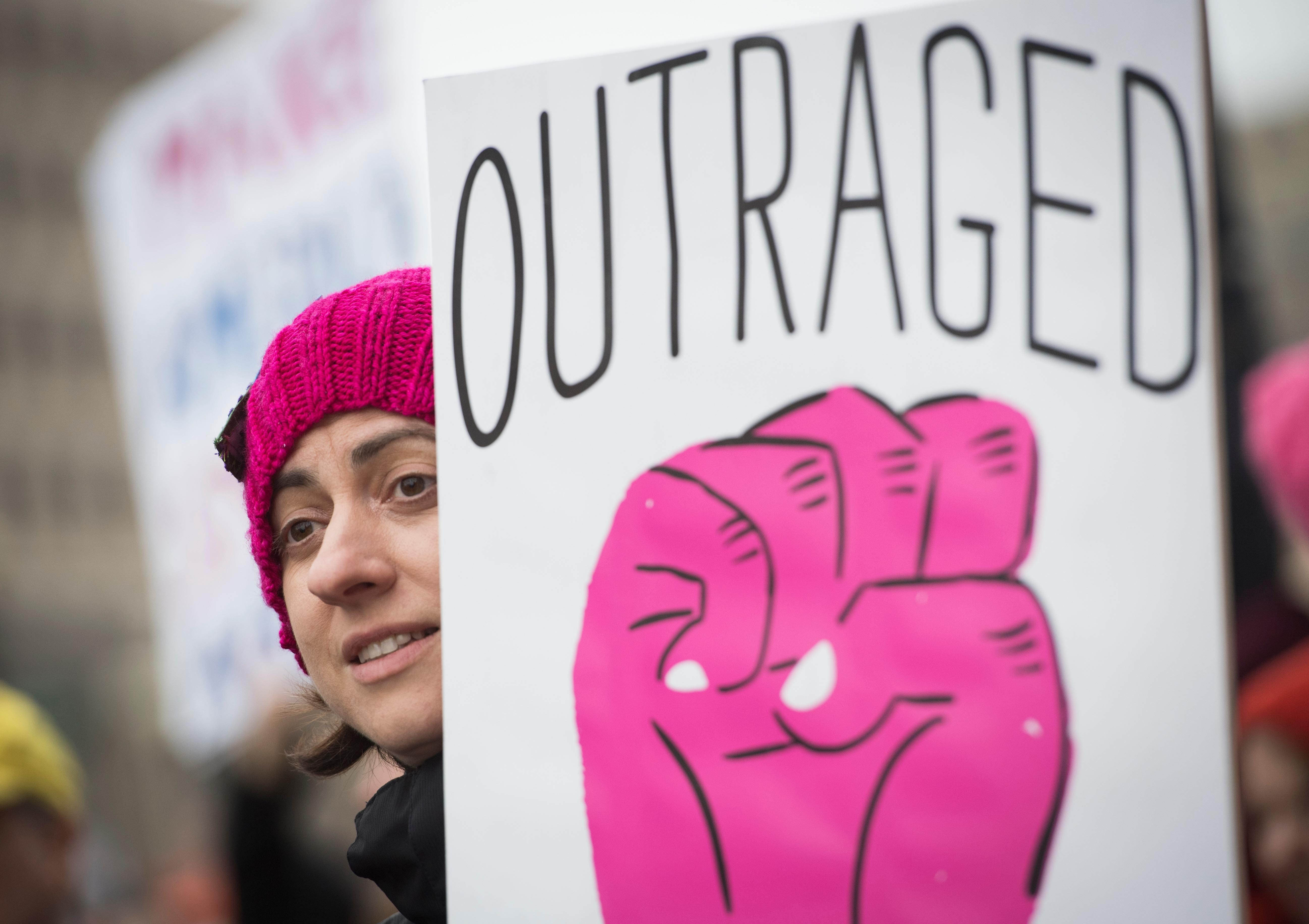 National Women's March is moving the cause of women forward — don't let critics derail it