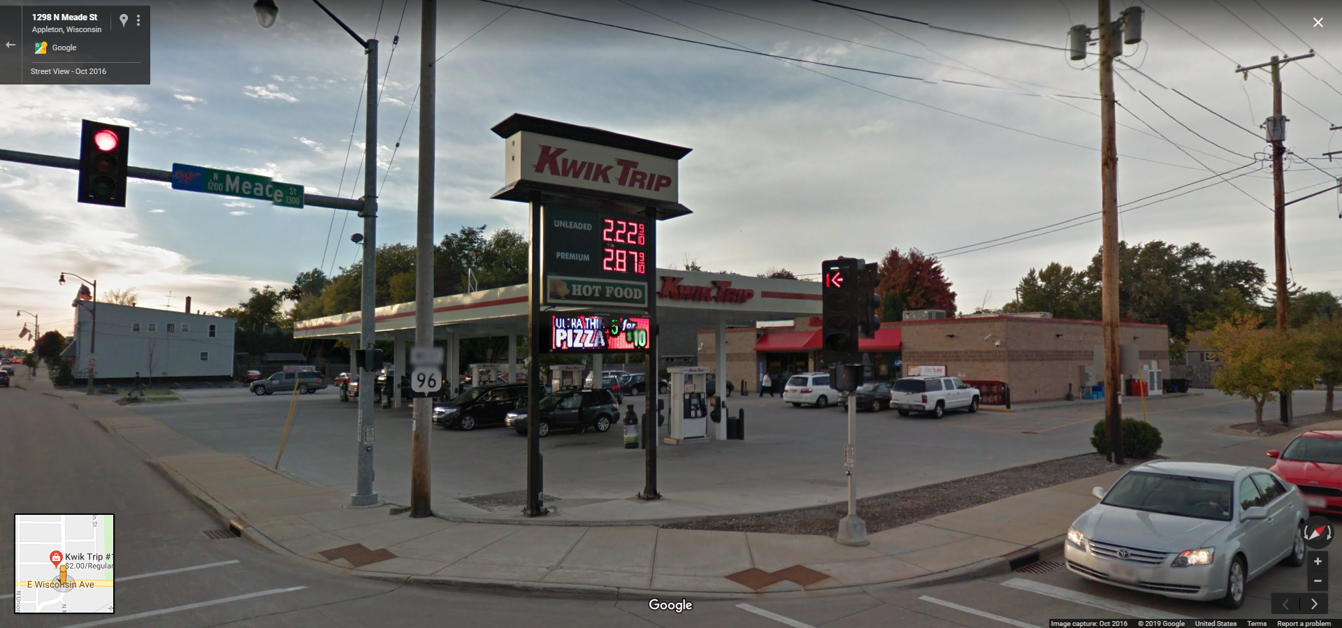The most popular gas station brand in all 50 states
