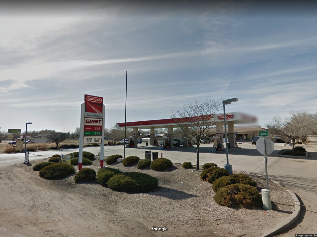 New Mexico: Conoco.