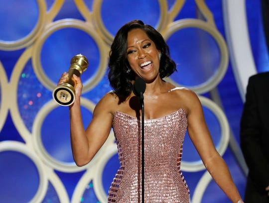 Regina King won't have Emily Blunt to contend with at the Oscars. But watch out for Amy Adams.