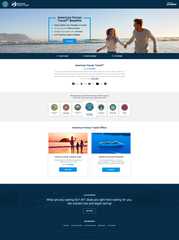 The U.S. Department of Defense and the online travel agency Priceline have partnered to create American Forces Travel, a leisure travel booking site just for military.