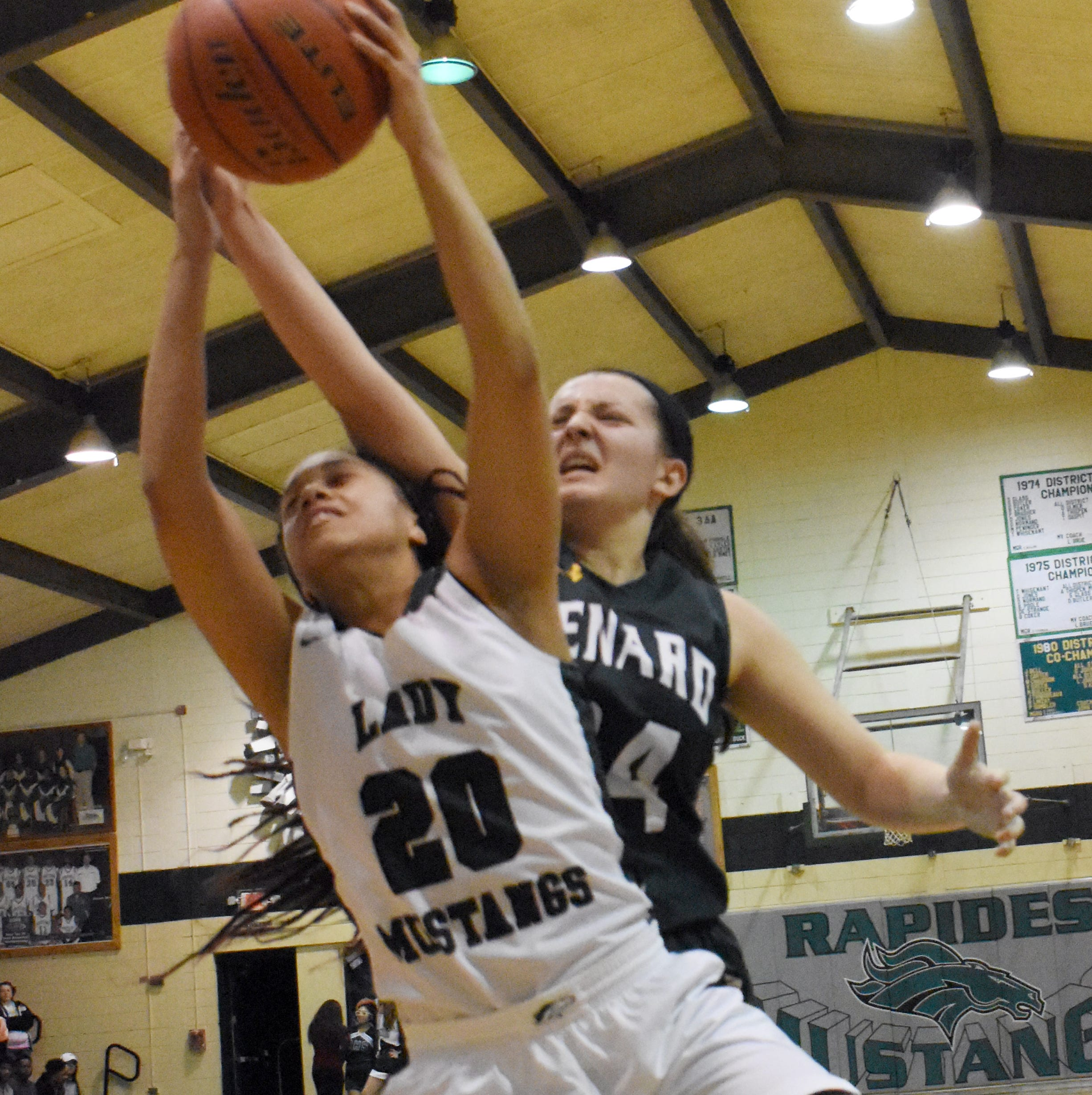 Lady Mustangs ready for big test against Lafayette Christian