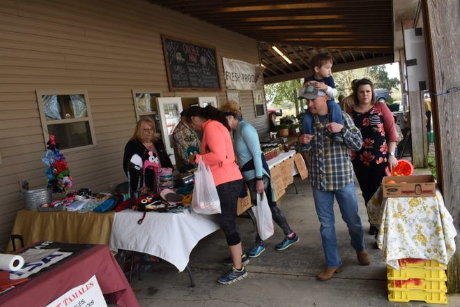 Inglewood Farm's Harvest Barn Market is ending Oct. 26. It will be replaced by the Alexandria Farmers Market on Saturdays at a yet to be announced location.