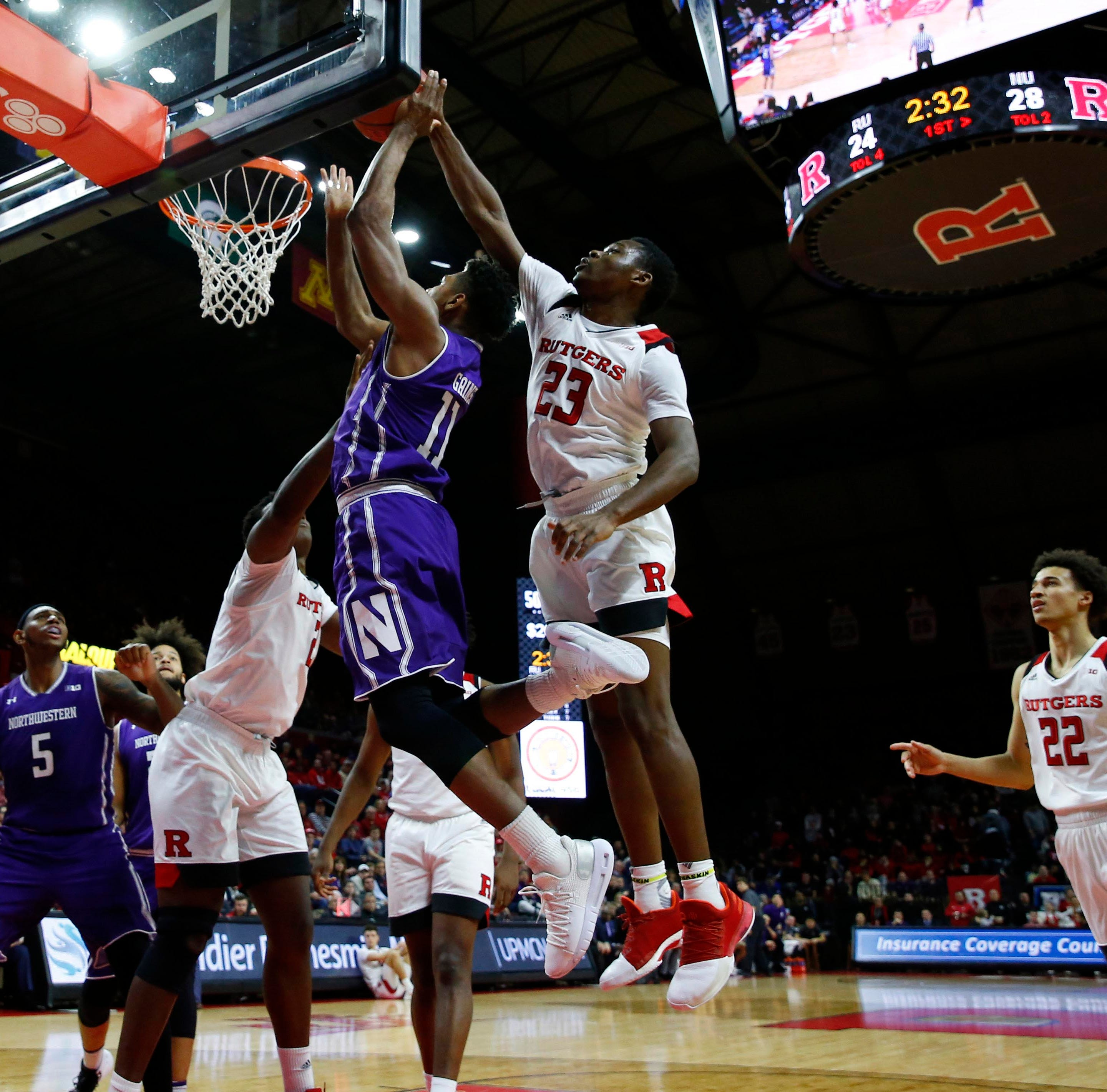 Rutgers basketball: Free-throw meltdown in loss to struggling Northwestern