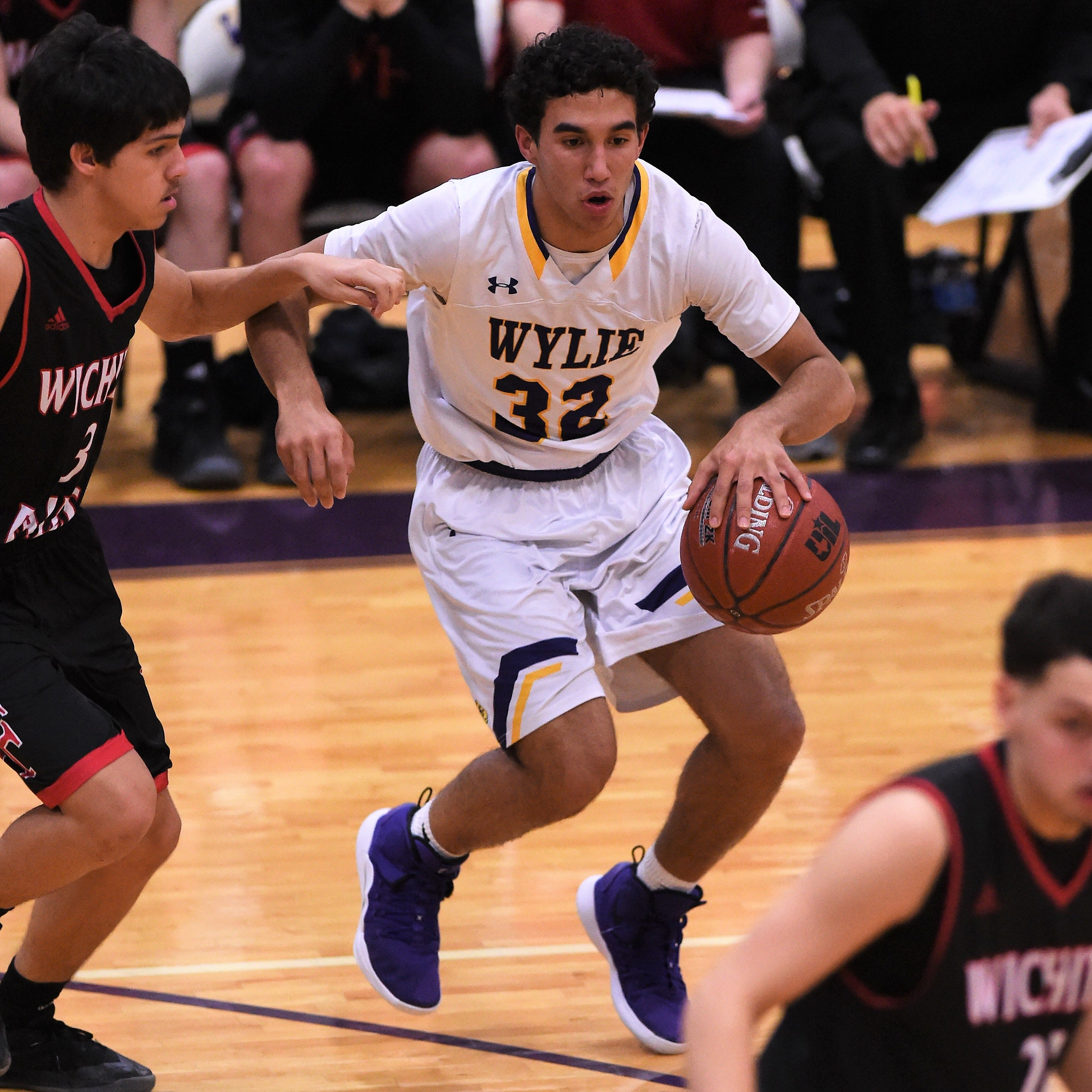 Abilene Wylie boys basketball starts fast; Lady Bulldogs pull away in sweep of WFHS