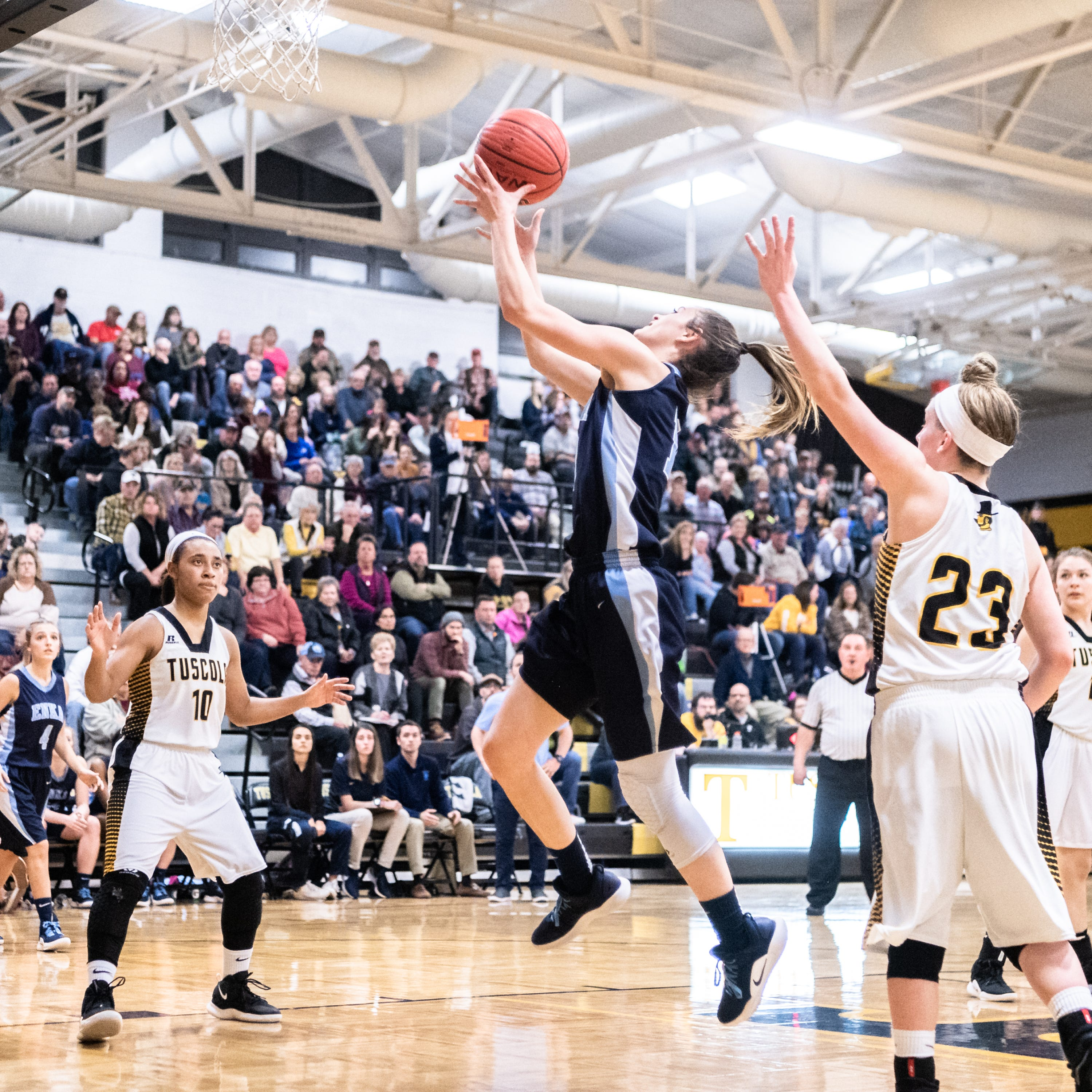 Carver's second half play lifts Enka over Tuscola