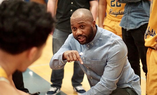 Bremerton boys basketball coach Miah Davis and the Knights have spent the winter fighting for a top-four berth in the Olympic League 2A standings.