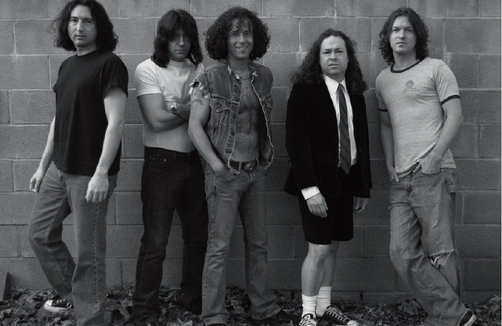 AC/DC tribute band Bonfire perform Jan. 26 at The Point Casino in Kingston.