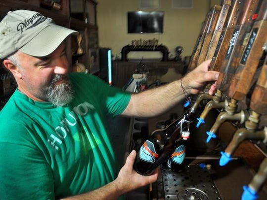 The Playalinda Brewing Co., located in Downtown Titusville, has helped spark renewed energy to the North Brevard County city.