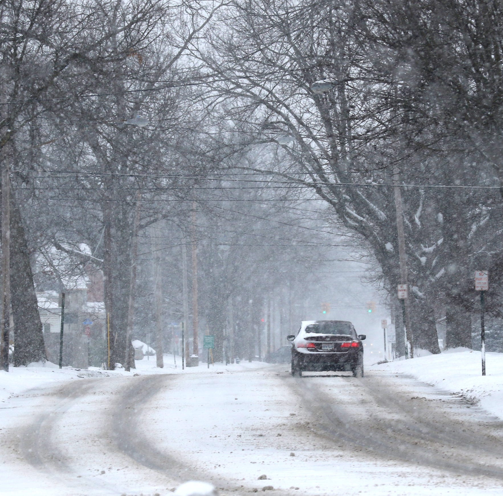 Winter storm Harper buries Crawford County in at least 8 inches of snow