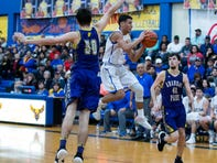 Scores from a busy week of high school basketball, soccer and wrestling