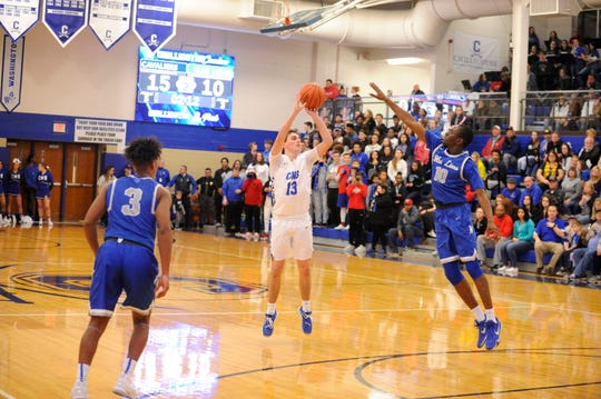 Chillicothe's Chris Postage scored nine points against Washington, giving him the nod for this week's athlete of the week poll.