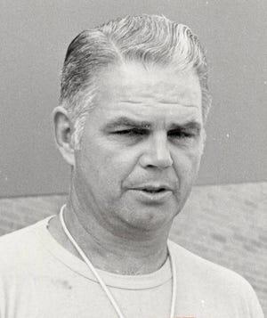 Coach Dick Kerin, 1970