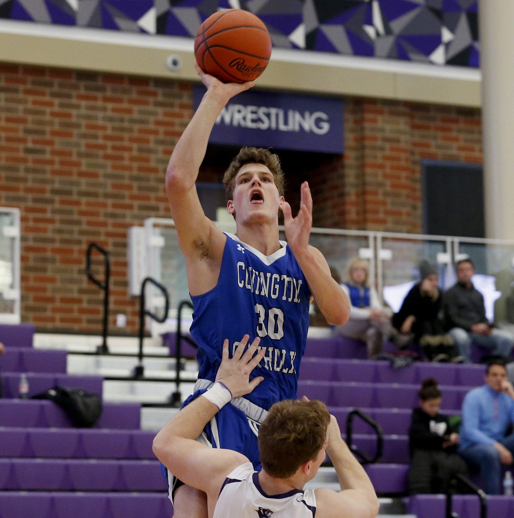 Covington Catholic, CHCA win in boys basketball at King Classic