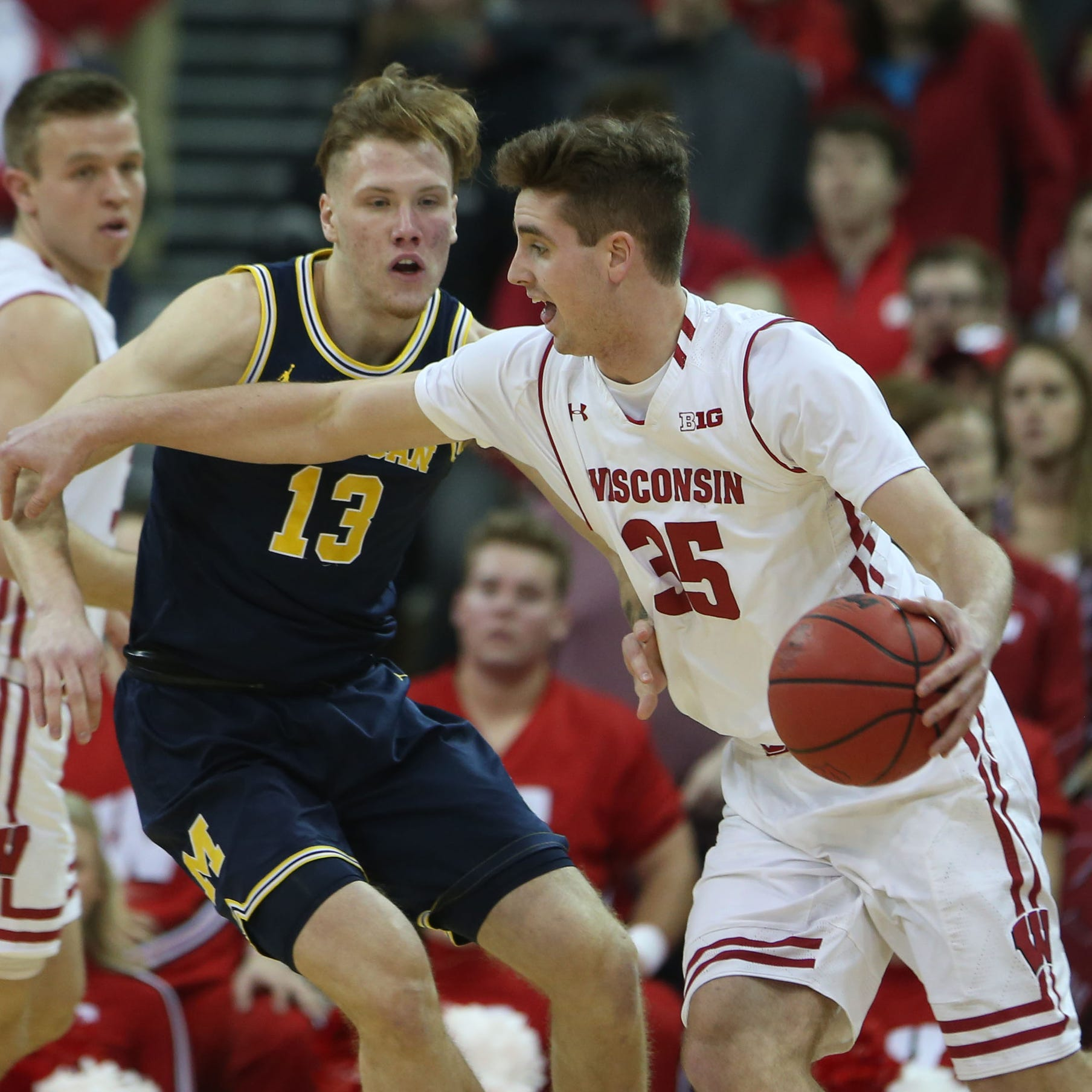 Michigan basketball score vs. Wisconsin Badgers: Live updates