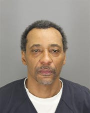 James Monterey Montgomery, 48, was arrested and arraigned for setting his 53-year-old wife on fire Thursday. Montgomery was given a $1 million bond.