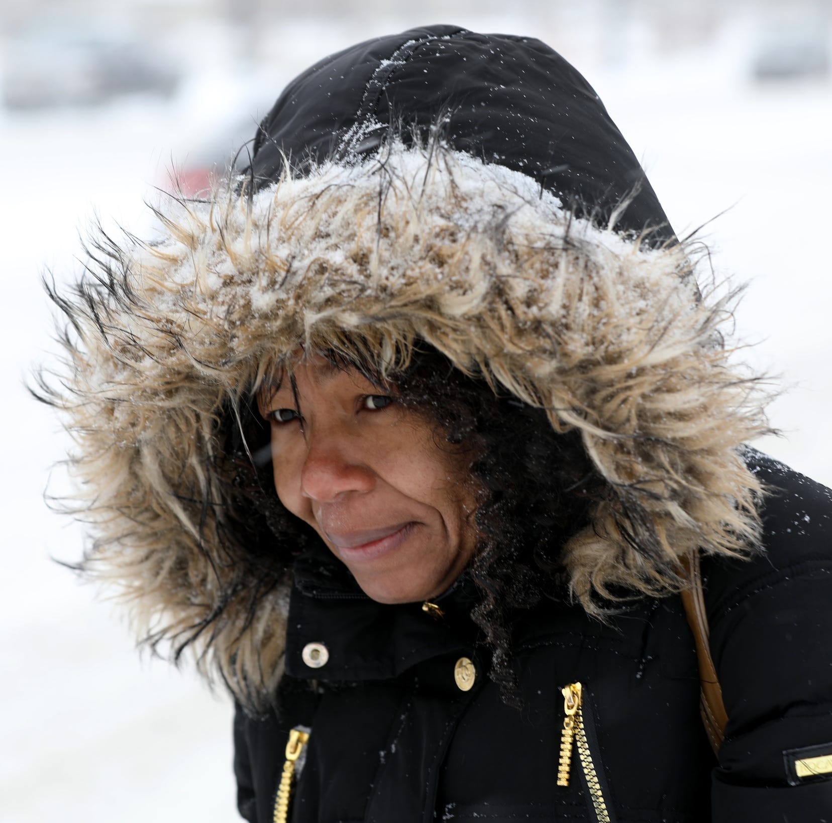 Subzero temperatures to follow at least 4 in. of snow in metro Detroit