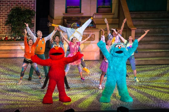 """Sesame Street Live! Make Your Magic"" includes tunes, dancing and some audience interaction."