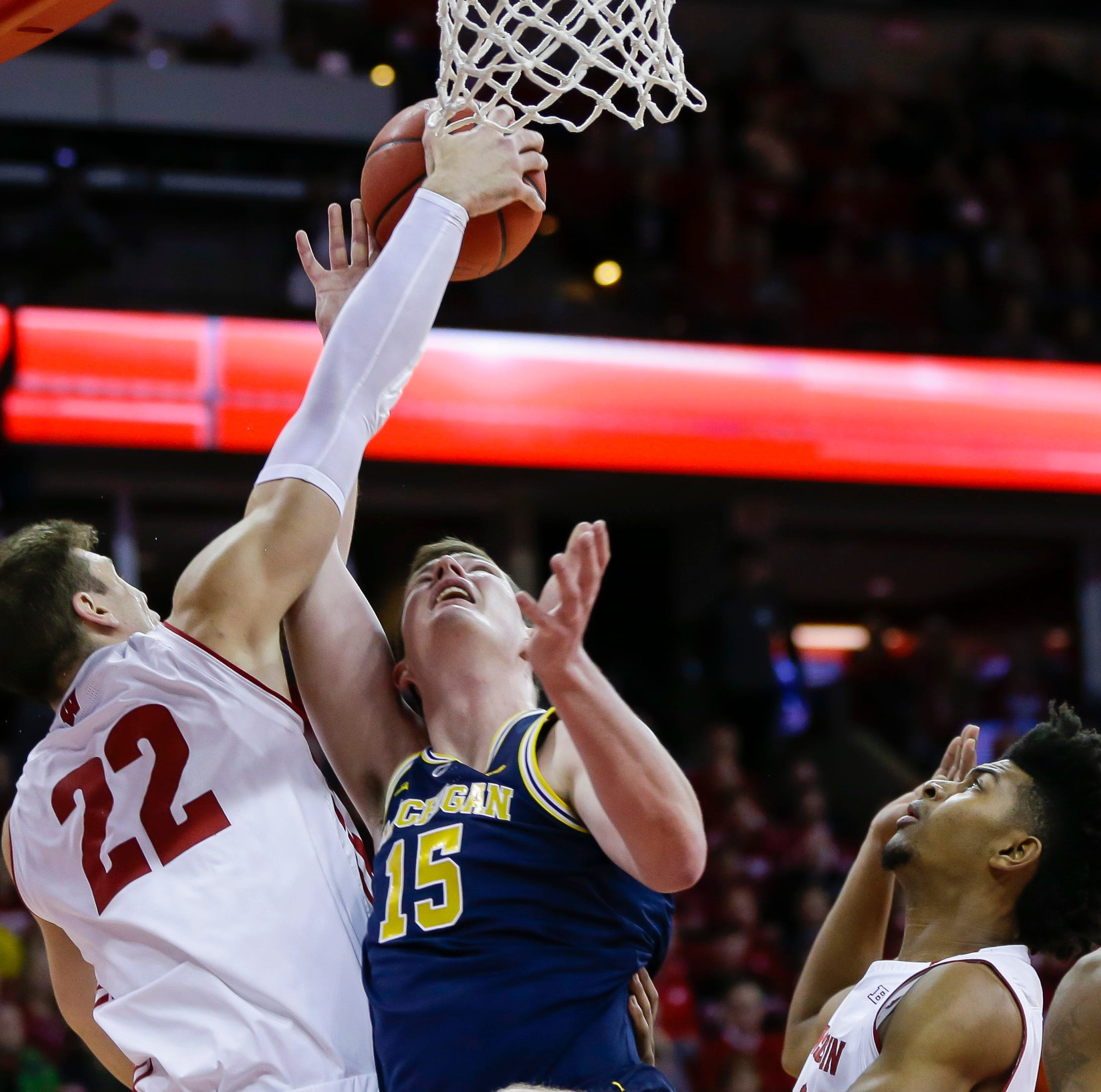 Slip up: No. 2 Michigan loses for first time this season