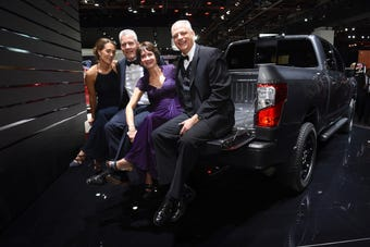 The Detroit Auto Show Charity Preview Party takes over the North American International Auto Show floor at Cobo Center.