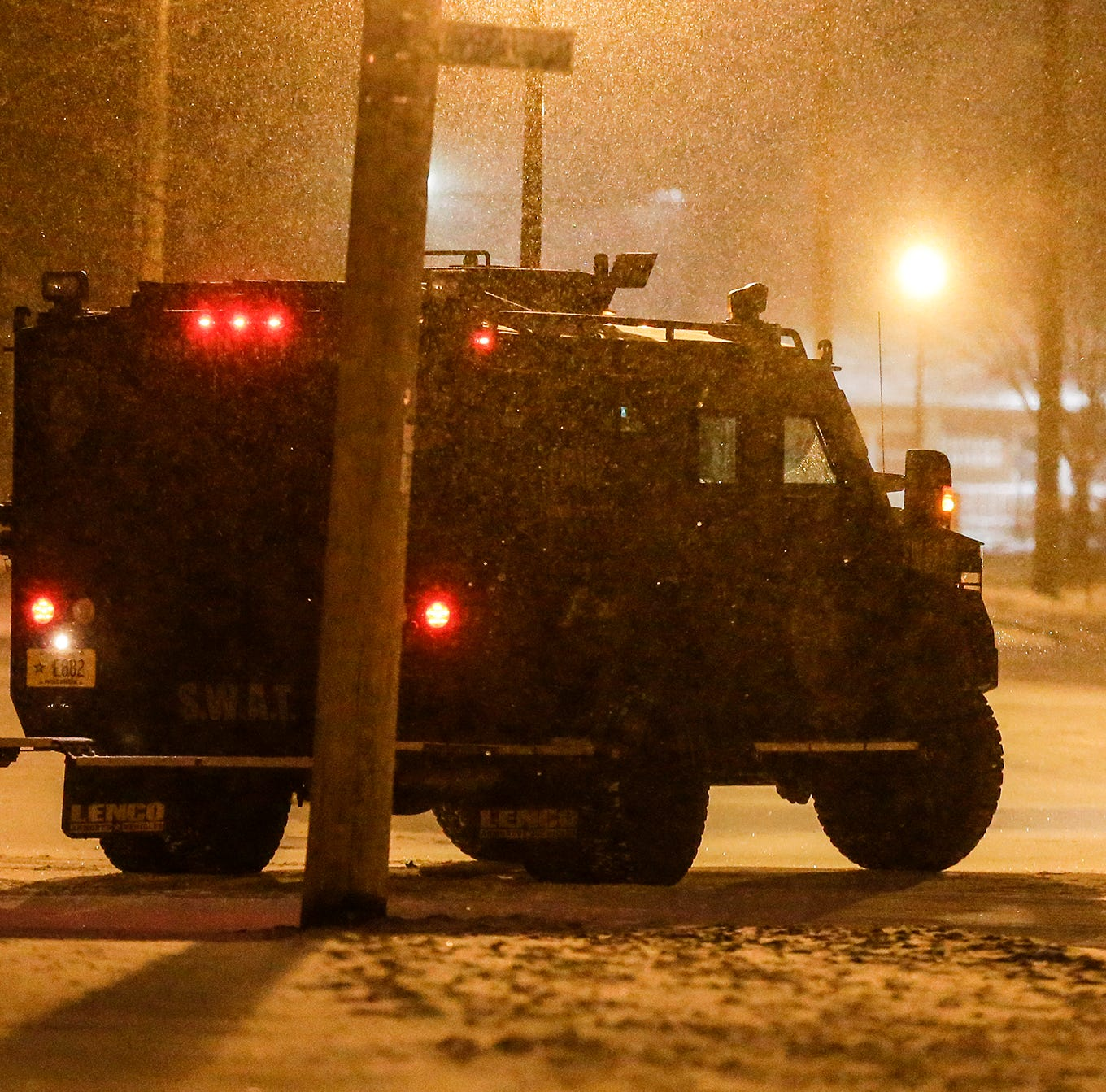 27-year-old arrested for calling in fake hostage situation that triggered the SWAT team