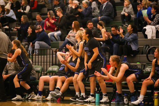The Poudre girls basketball team hosts Boulder at 6:30 p.m. Friday.