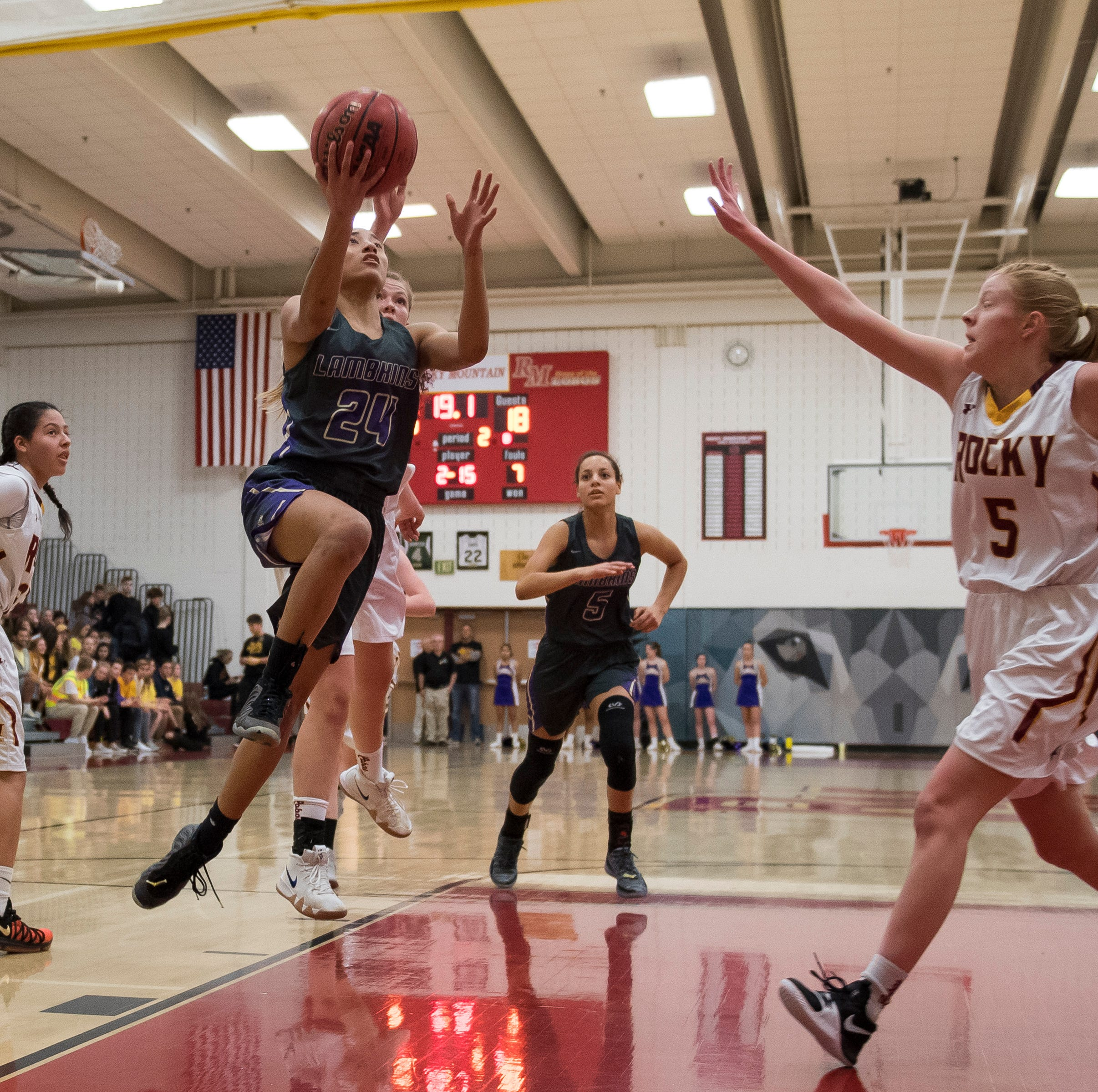 3 Fort Collins high school girls basketball teams eliminated in first round of playoffs