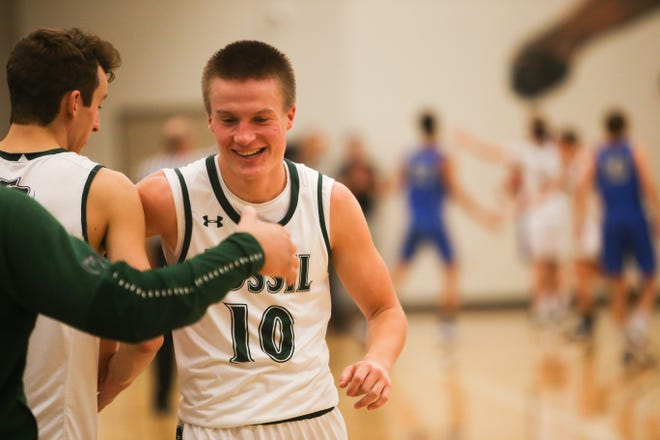 The Fossil Ridge boys basketball team plays at Fort Collins at 7 p.m. Friday.