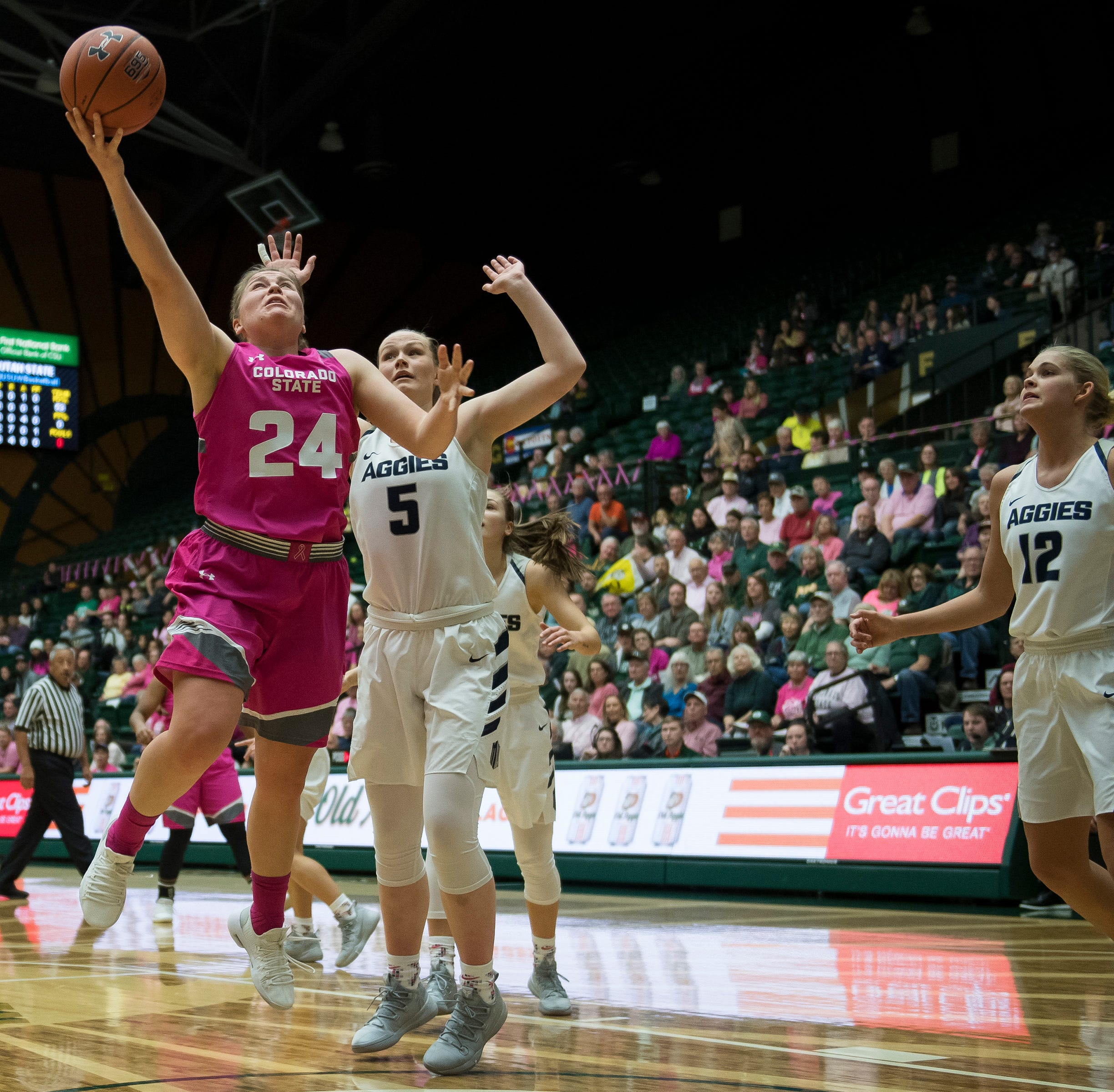 CSU women's basketball team loses No. 2 scorer Mollie Mounsey