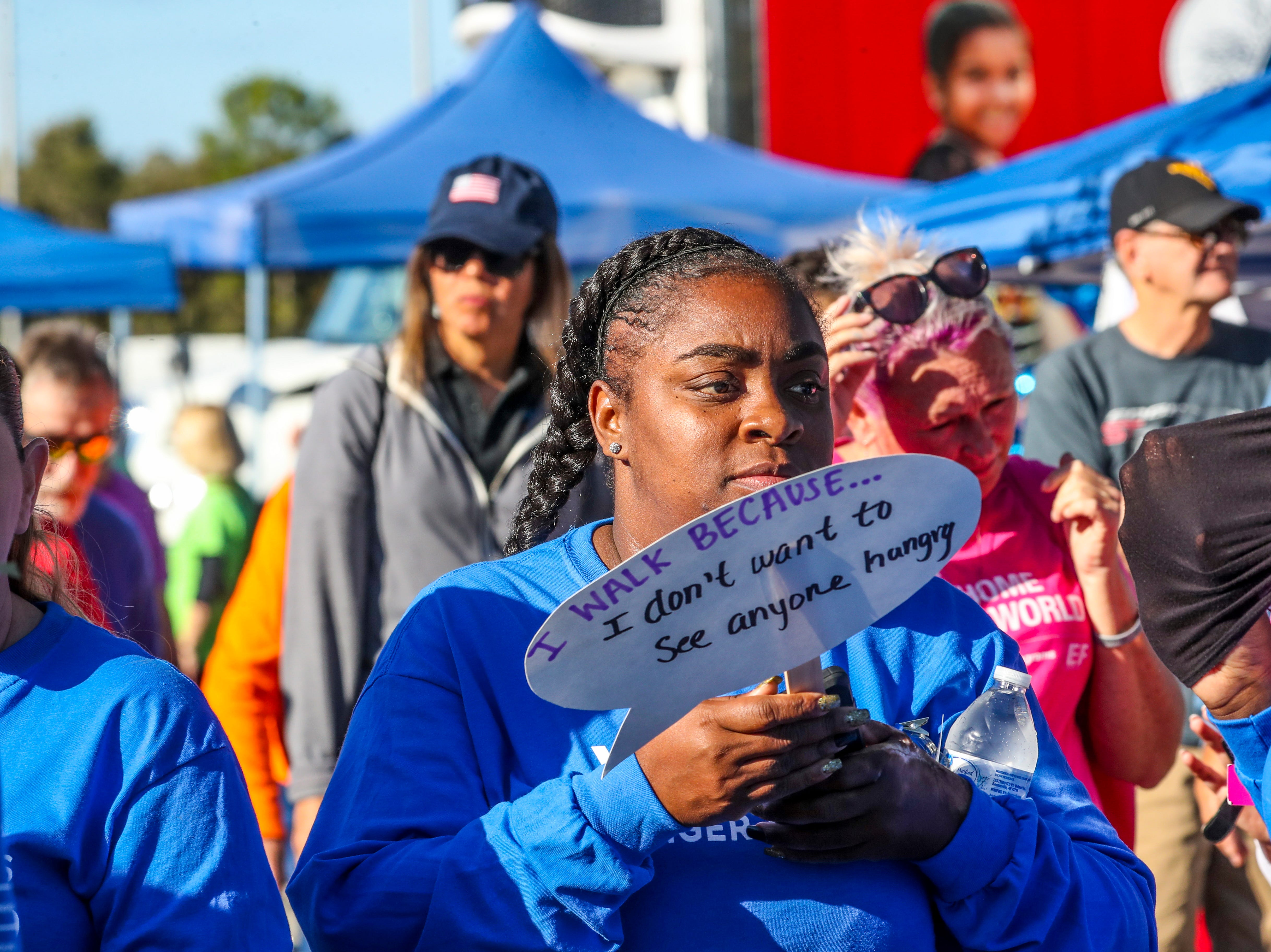 The 11th annual WINK Feeds Family hunger walk that supports the Harry Chapin Food Bank of Southwest Florida went off Saturday, January 19, 2019. The walk was held at Miromar Outlets in Estero, FL, and they did a 2 mile walk around the mall. The Hunger Walk raises a preliminary $212,000 for the Harry Chapin Food Bank. The Hunger Walk raises a preliminary $212,000 for the Harry Chapin Food Bank.